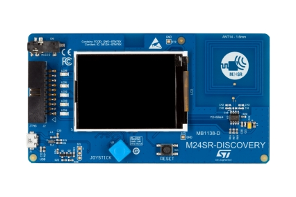 M24SR-DISCOVERY Evaluation Board