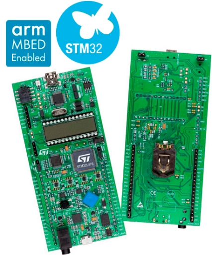32L476GDISCOVERY - Discovery kit with STM32L476VG MCU