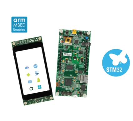 32F469IDISCOVERY - Discovery kit with STM32F469NI MCU