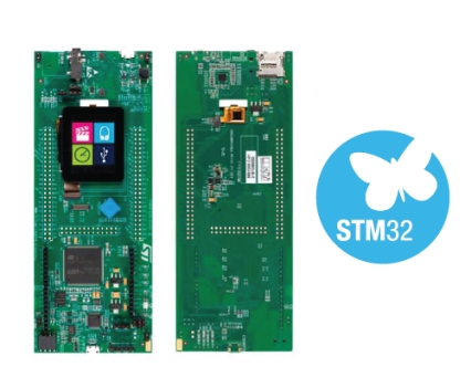 32F412GDISCOVERY - Discovery kit with STM32F412ZG MCU