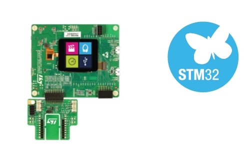 32F723EDISCOVERY - Discovery kit with STM32F723IE MCU