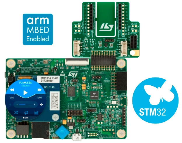 32L4R9IDISCOVERY - Discovery kit with STM32L4R9AI MCU