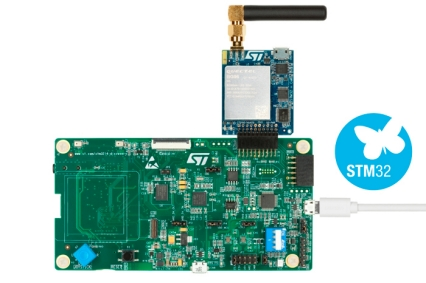 P-L496G-CELL02 - LTE Cellular to Cloud Pack with STM32L496AG