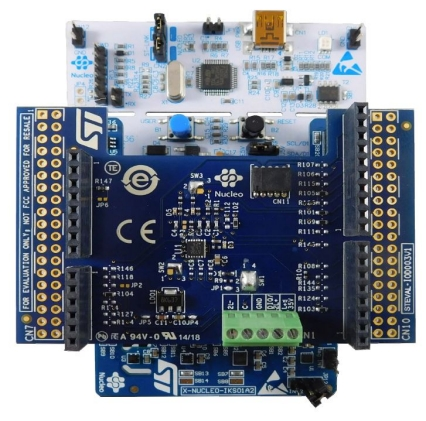 P-NUCLEO-IOD01A1 - STM32 Nucleo pack for IO-Link device