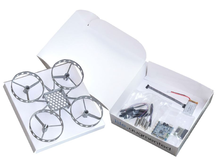 STEVAL-DRONE01 - Mini drone kit with flight controller unit