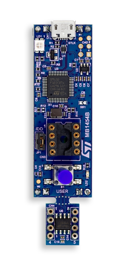 STM32G0316-DISCO - Discovery kit with STM32G031J6 MCU