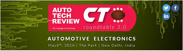 Auto Tech Review - CTO Roundtable, 2016