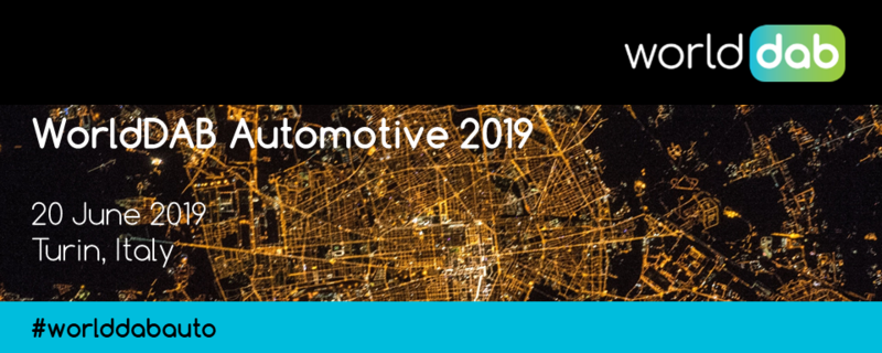 WorldDAB Automotive 2019