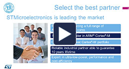 Product overview - STM32 32-bit MCUs family