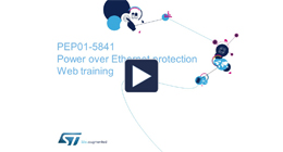 First integrated PoE protection