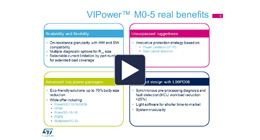 VIPower M0-5: The Smart Power devices