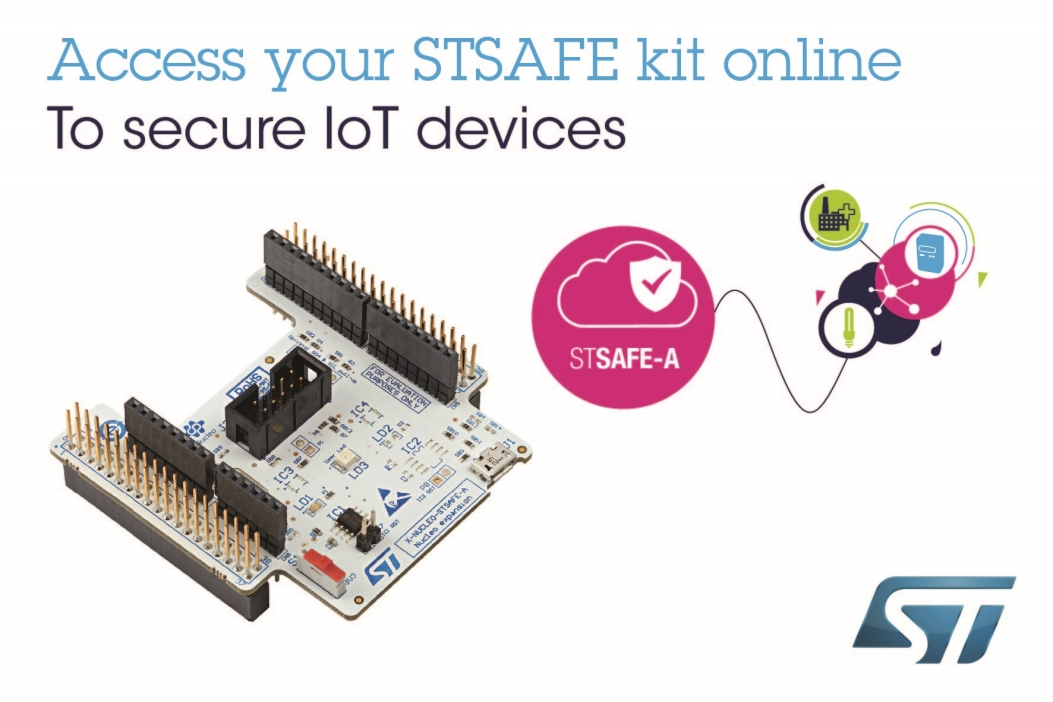 Access STSAFE evaluation kit