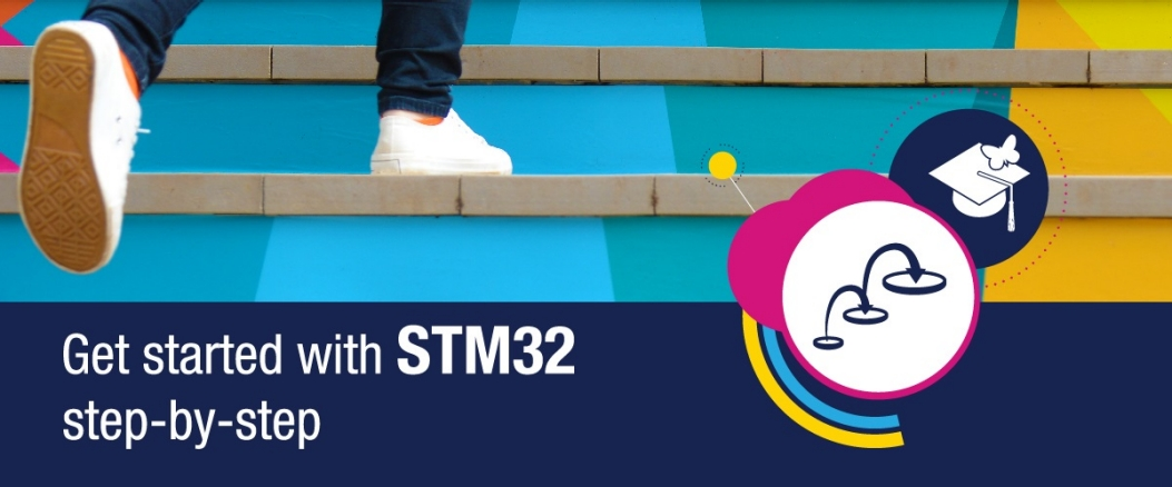 STM32 step-by-step - STMicroelectronics