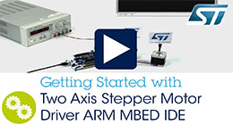 Get your mbed project with X-NUCLEO-IHM02A1 started