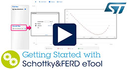 Getting started with Schottky and FERD eTool