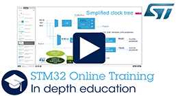 ST Microelectronics STM32 Online Training
