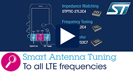 Tune your smartphone antenna to all LTE bands