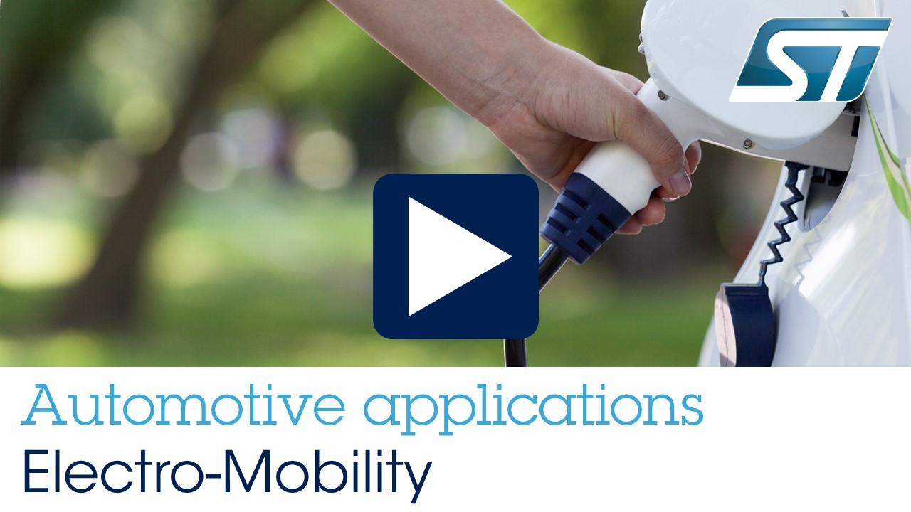 Automotive Applications - Electro-Mobility