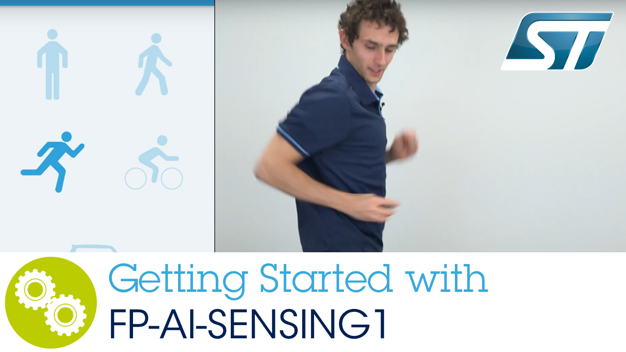 Getting Started with FP-AI-SENSING1 video