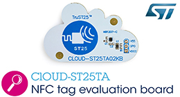 CLOUD-ST25TA Evaluation Board