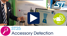 ST25 NFC accessory detection (EW2018)