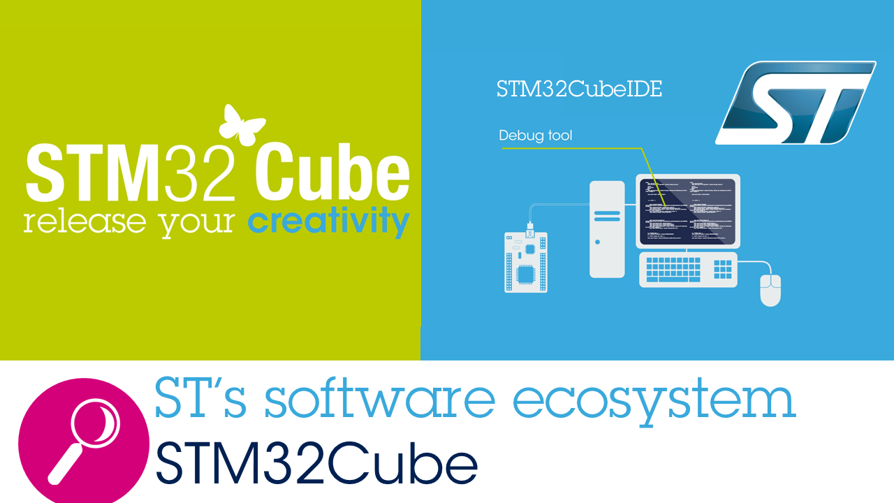 STM32Cube - Discover the STM32Cube Ecosystem - STMicroelectronics