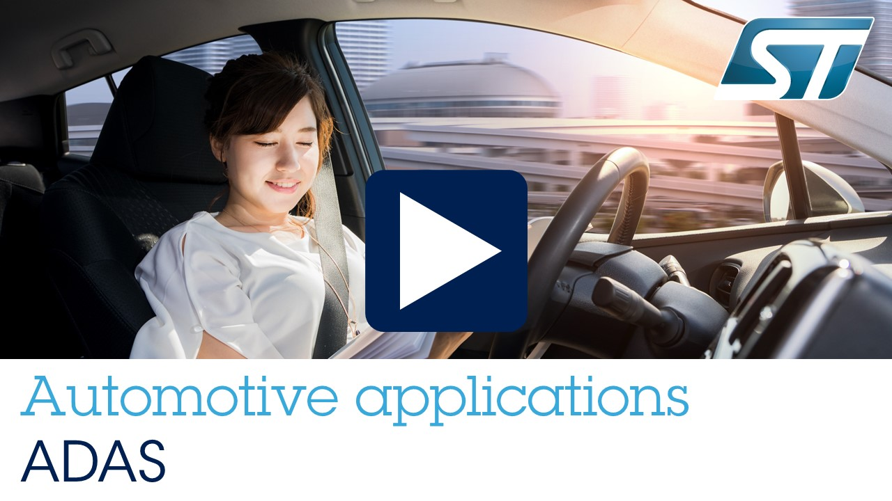 Automotive Applications - ADAS