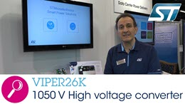 VIPerPlus high-voltage converters - STMicroelectronics