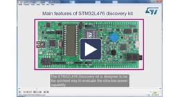 Getting Started with STM32L476 Discovery