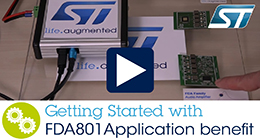 FDA801 2nd generation fully digital amplifier - application benefits