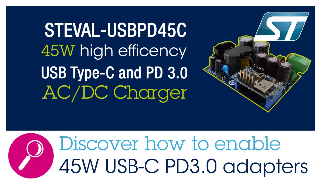 Discover how to enable 45W USB-C PD3.0 adapters