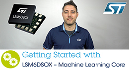 Intro to LSM6DSOX: Machine Learning Core