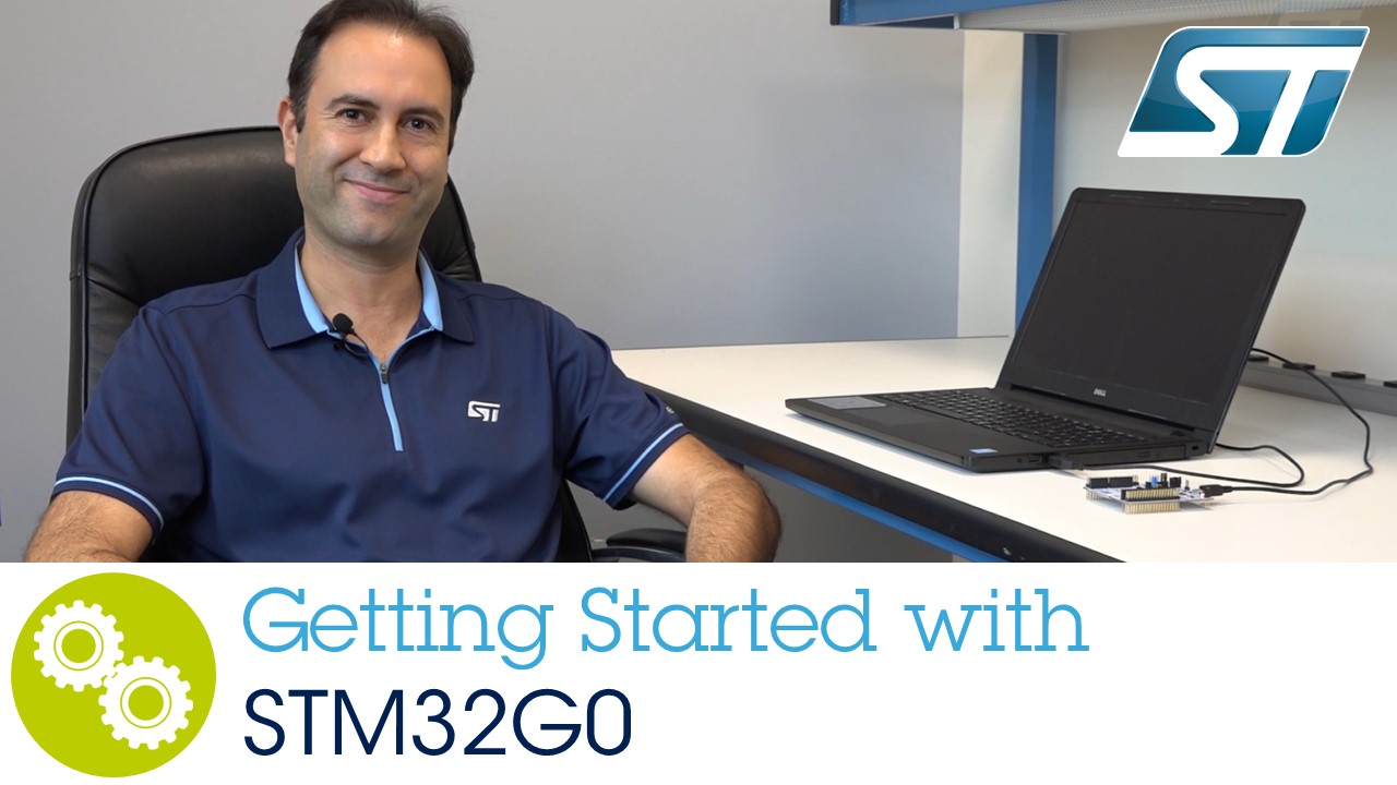 Getting Started with STM32G0