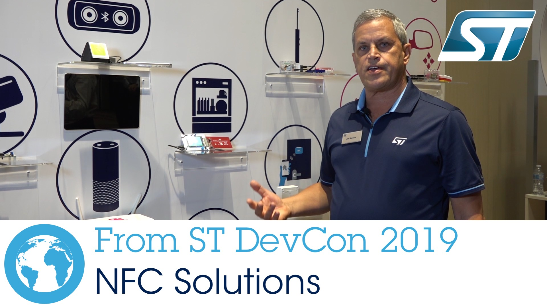 Developers Conference 2019 : NFC solutions