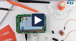 32F746GDISCOVERY - Discovery kit with STM32F746NG MCU