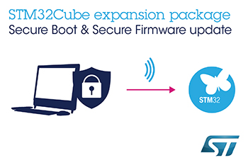 STM32 Expansion Software from STMicroelectronics Simplifies Security Implementation on IoT Endpoints