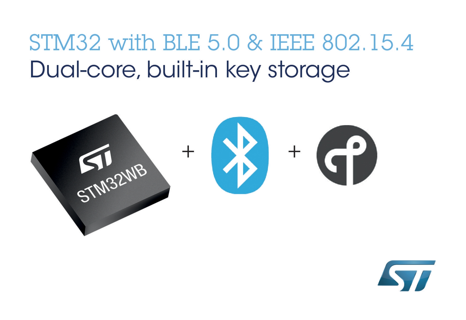 STMicroelectronics Powers Next-Generation IoT Devices with