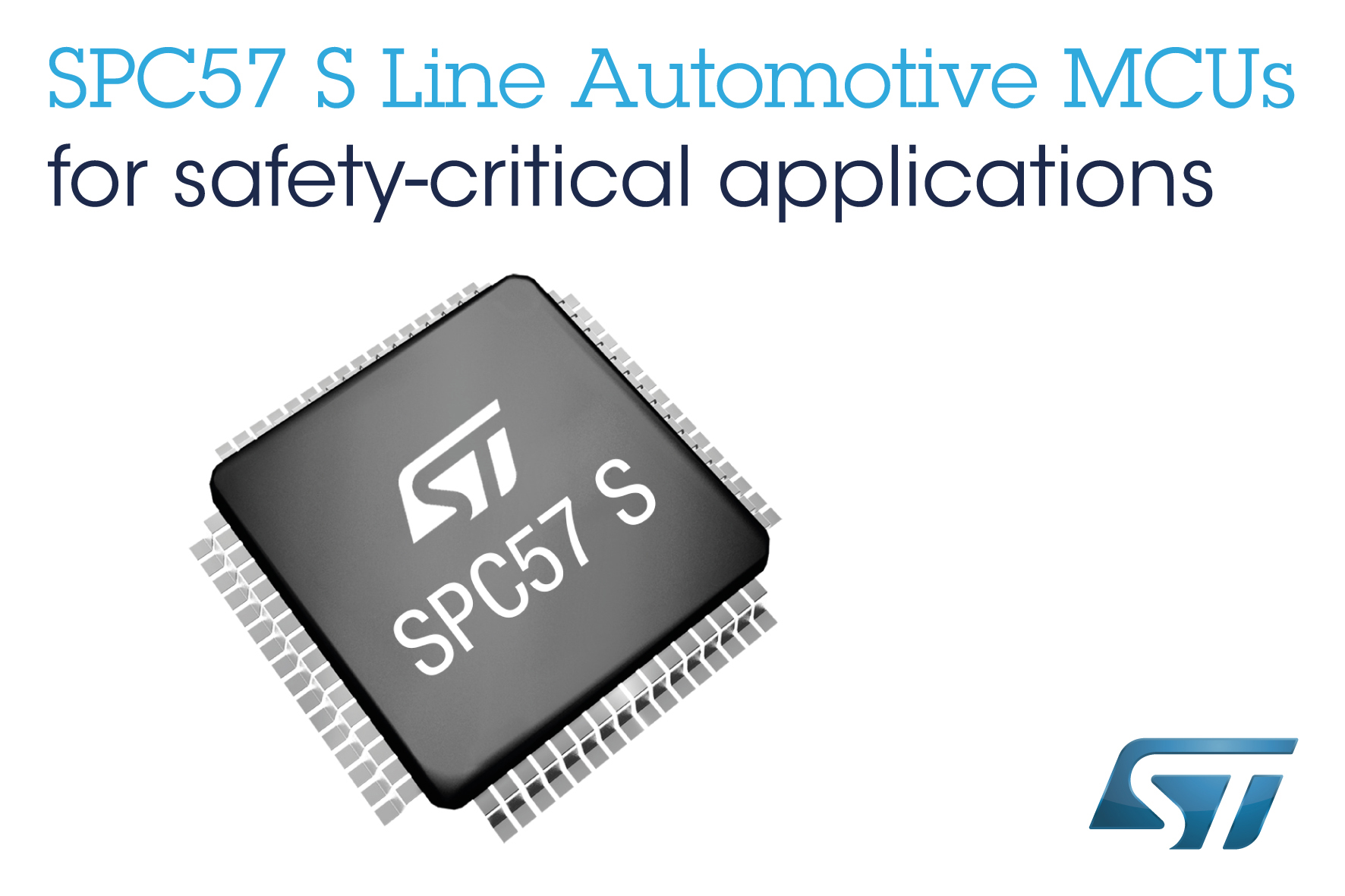 New Automotive Microcontrollers From Stmicroelectronics Enhance Programmable Logic Content Electronic Design The Are System On Chip Soc Devices Designed To Meet Challenges Of Entry Level Vehicle Safety Critical Applications