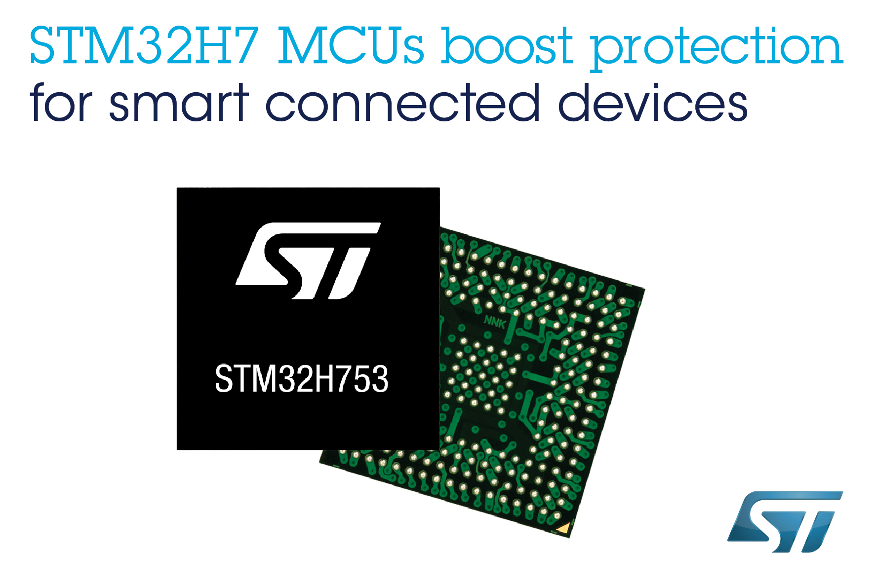 Stmicroelectronics U2019 Stm32h7 Series Mcu Leverages The New