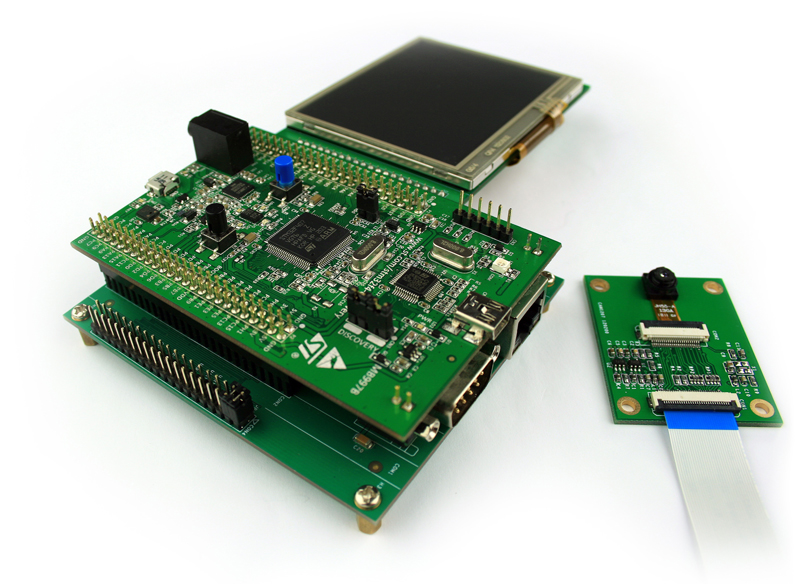 stm32f429 discovery schematic  | st.com