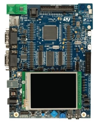 STM32446E-EVAL - board photo