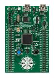 STM32F3DISCOVERY board photo