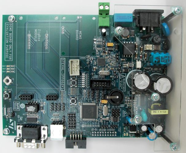 Board photo for STEVAL-IPP002V1 board