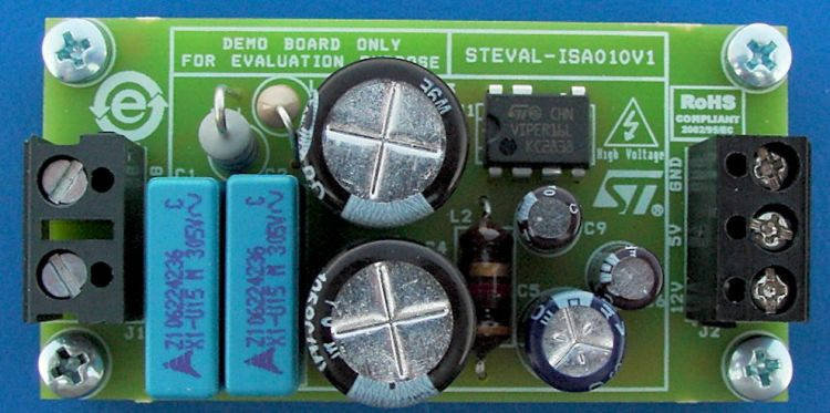 Board photo for STEVAL-ISA010V1  board