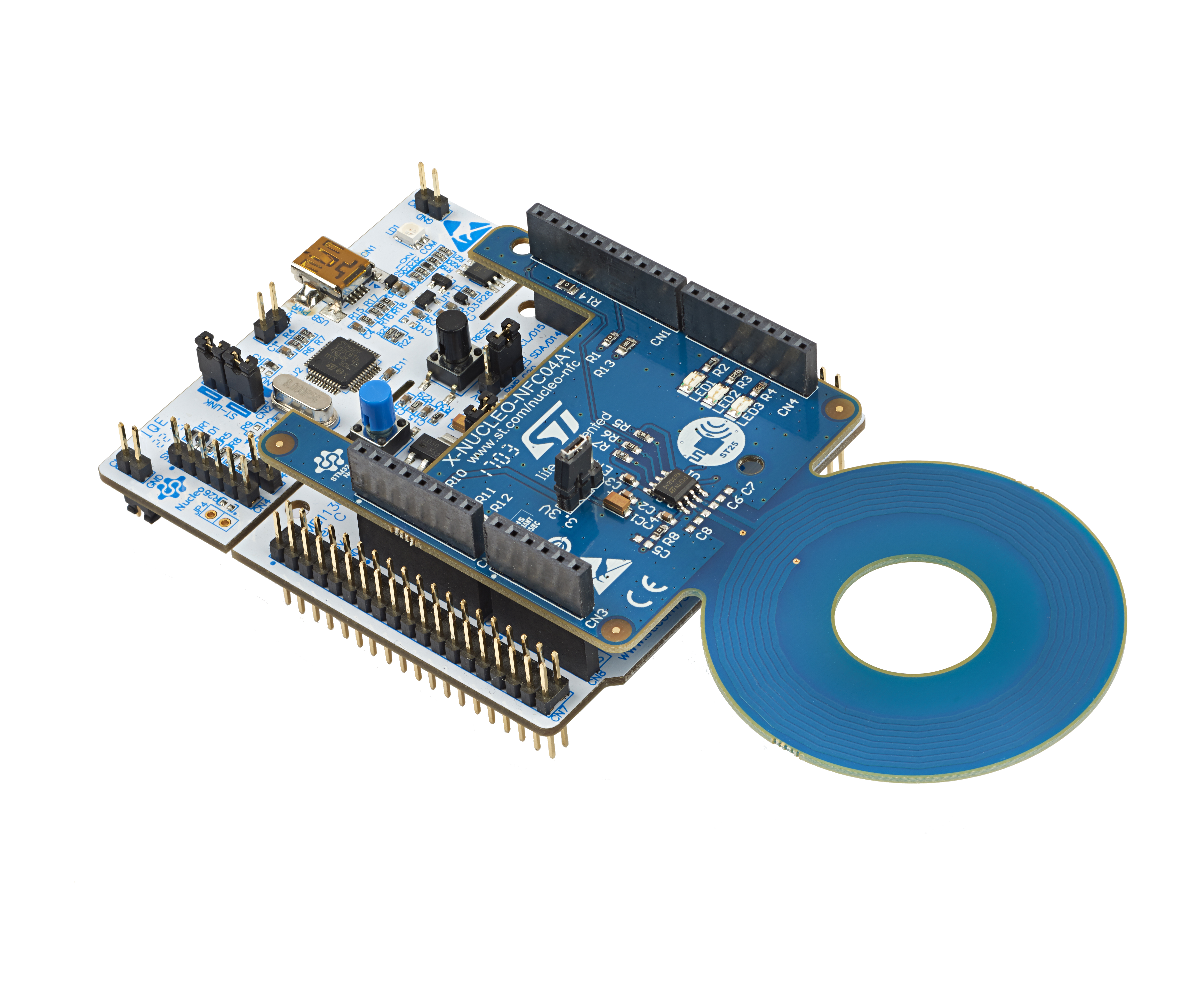 FP-SNS-FLIGHT1 - STM32Cube function pack for IoT node with NFC, BLE