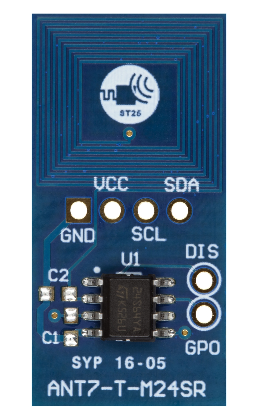 ANT7-T-M24SR64 board photo