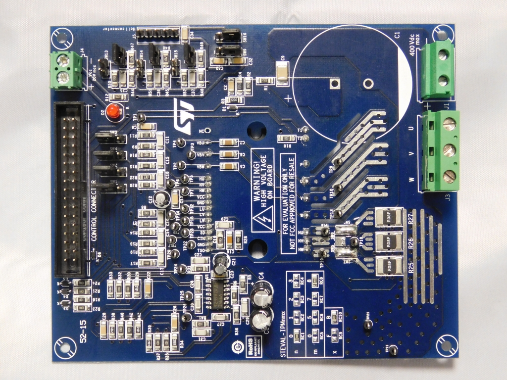 3-phase 6-STEP Control - STMicroelectronics