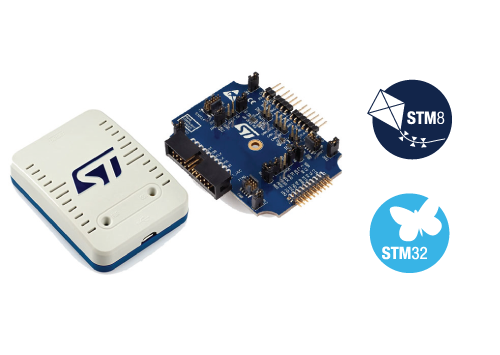 STLINK-V3 modular in-circuit debugger and programmer for STM32/STM8