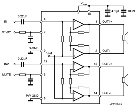 Tba  lifier Watt additionally Maxresdefault further J furthermore En Circuit Diagram Thumbnail likewise Tda Power  lifier Professional Audio  lifier. on power supply circuit diagram