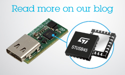 STUSB4500 USB Type-C Power Delivery